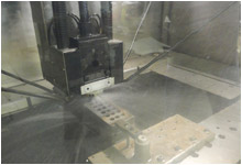 Custom Wire Electrical Discharge Machining (EDM)